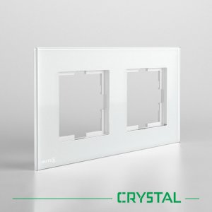 کادر دو خانه کریستال CRYSTAL