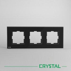 کادر سه خانه کریستال CRYSTAL