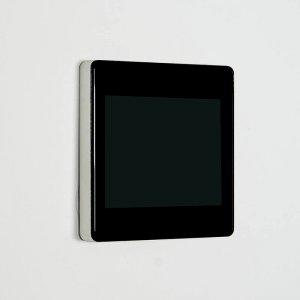 موزیک پلیر دیواری هوشمند | صفحه تمام لمسی | مشکی